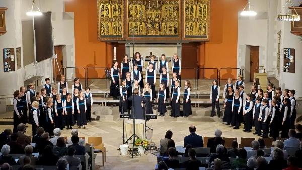 Preisträgerkonzert in der Thomaskirche Erfurt