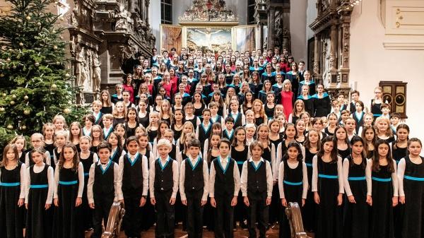 Adventskonzert des Kinder-, Jugend- und Jugenkammerchores in der Stadtkirche Peter und Paul in Weimar © Lutz Edelhoff