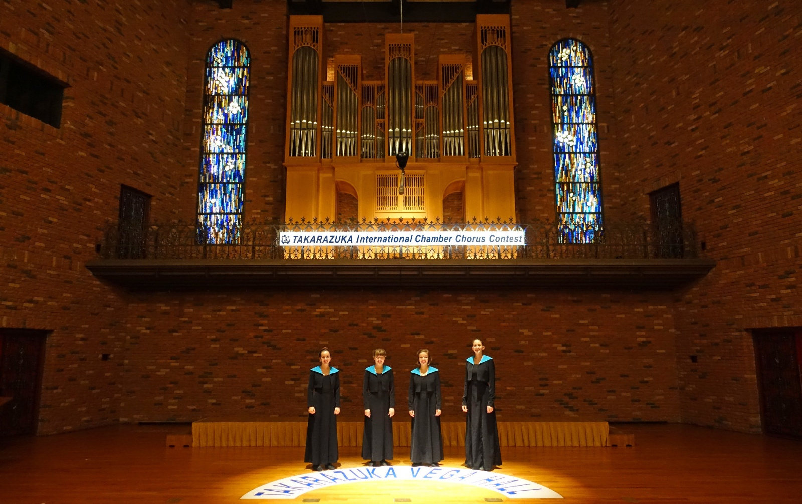Unser Jugendkammerchor in Japan