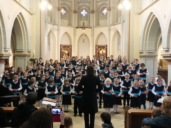Musikalisches Sommerfest in der Herz Jesu Kirche, Mai 2019